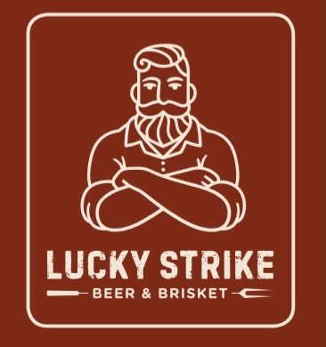 Lucky Strike Beer and Brisket